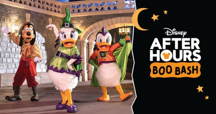 Disney World After Hours Boo Bash