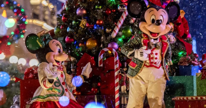 Mickey's Christmas After Hours