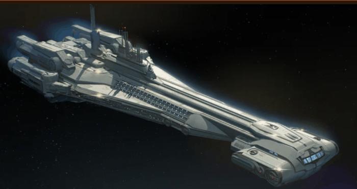 Star Wars: Galactic Starcruiser A 2-Night, Immersive Adventure Voyages Begin Spring 2022