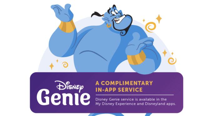 Genie+ Coming to Walt Disney World and Disneyland