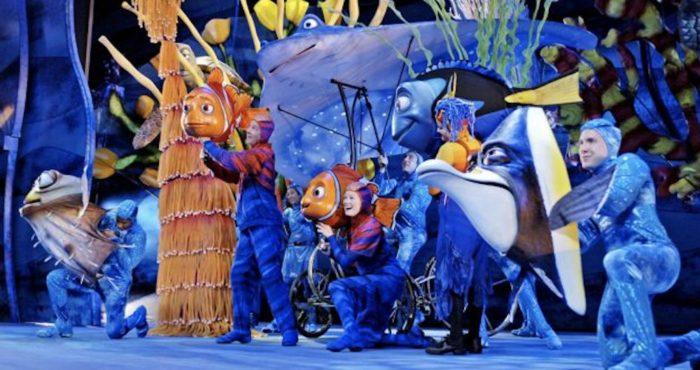 New Finding Nemo Show at Walt Disney World